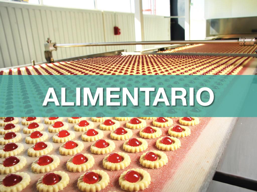 Control Medioambiental en la Industria - ALIMENTARIO