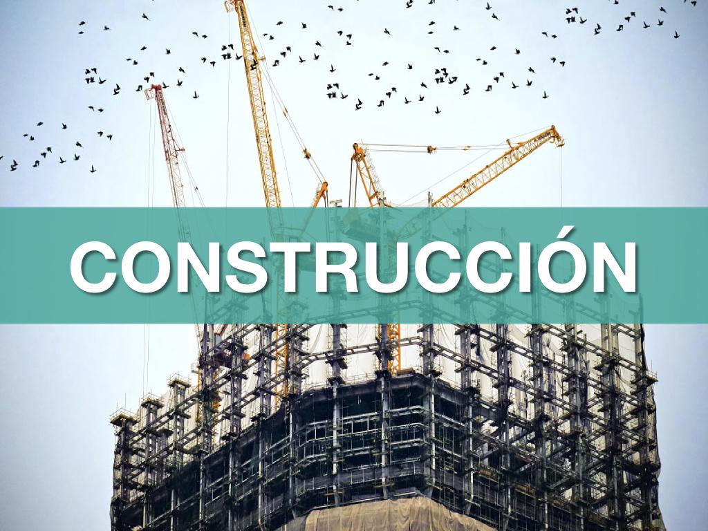 Control Medioambiental en la Industria - CONSTRUCCIÓN