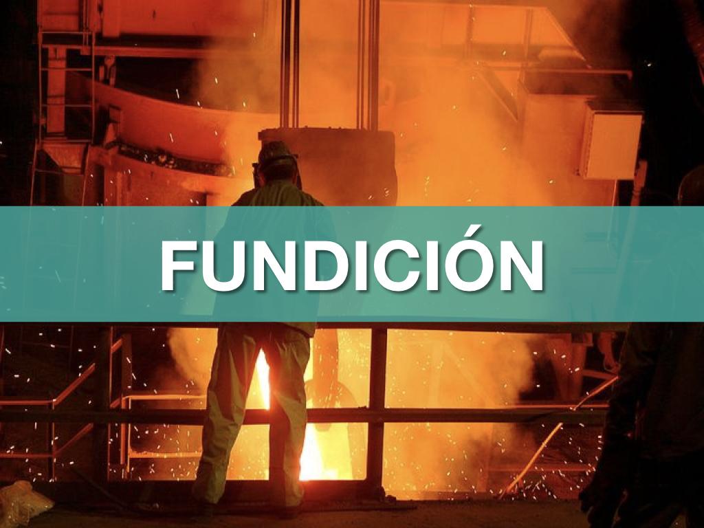 Control Medioambiental en la Industria - FUNDICIÓN