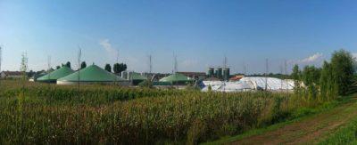 Utilización de residuos para la producción del biogás