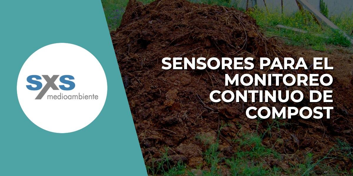Sensores para el monitoreo continuo de compost