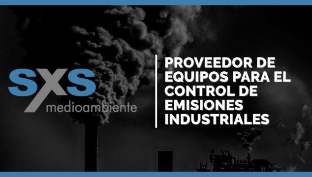 Proveedor de equipos para el control de emisiones industriales